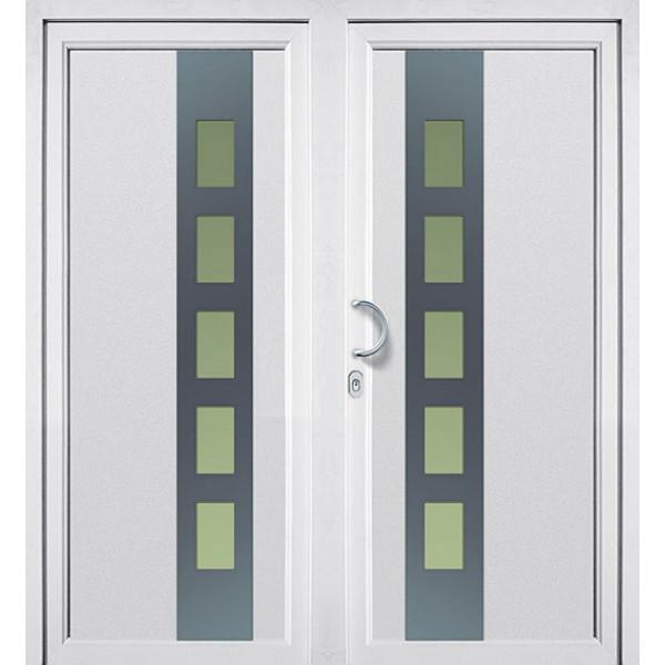 av 209 2 fl gelige aluminium haust r g nstig online kaufen. Black Bedroom Furniture Sets. Home Design Ideas