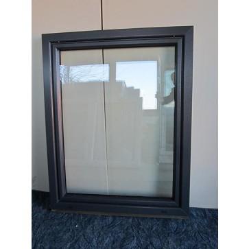 Kunststofffenster anthrazit breite 1080 x h he 1350 mm g nstig online kaufen - Fenster innen weiay auayen anthrazit ...