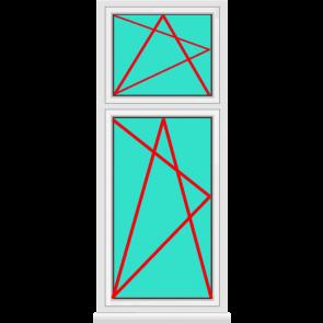 Aluminium Fenster Dreh Kipp mit Oberlicht Dreh Kipp Online Bestellen