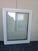 Kunststofffenster Weiß Breite 1080 x Höhe 1350 mm