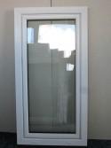 Kunststofffenster Weiß Breite 925 x Höhe 1560 mm