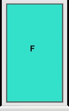 Aluminium Festverglasung (FIB)