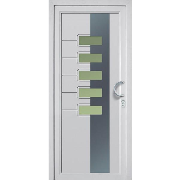 Dvf 211 kunststoff haust r g nstig online kaufen - Fenster 2 flugelig ...