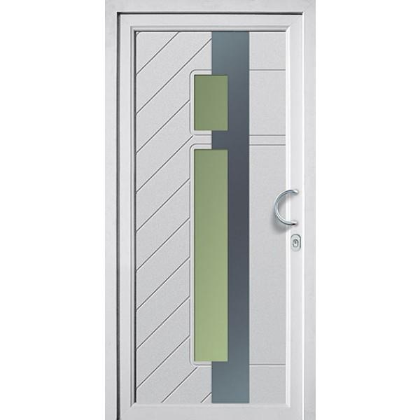 Dvf 219 kunststoff haust r g nstig online kaufen - Fenster 2 flugelig ...