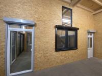MFZ Innen Ausstellung - Vorbaurollladen 45 Grad & Unterputzrollladen