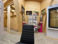 MFZ Innen Ausstellung - Muster Ständer