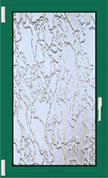 Aluminium Balkontür Dreh Kipp