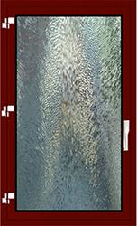 Kunststoff Balkontür Dreh abschließbar