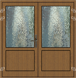 1/3 Sandwichplatte 2/3 Glas