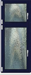 Kunststofffenster Dreh Kipp mit Oberlicht Dreh